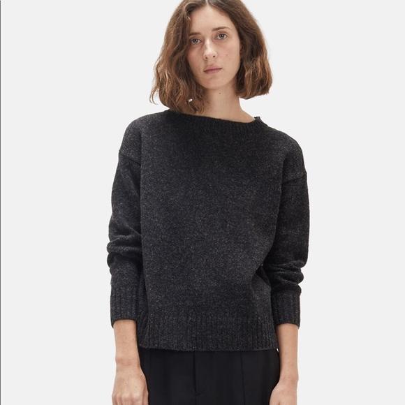 f4e54ad1f25686 La Garconne Moderne Sweaters - La Garçonne Moderne Sylvia Shetland Pullover